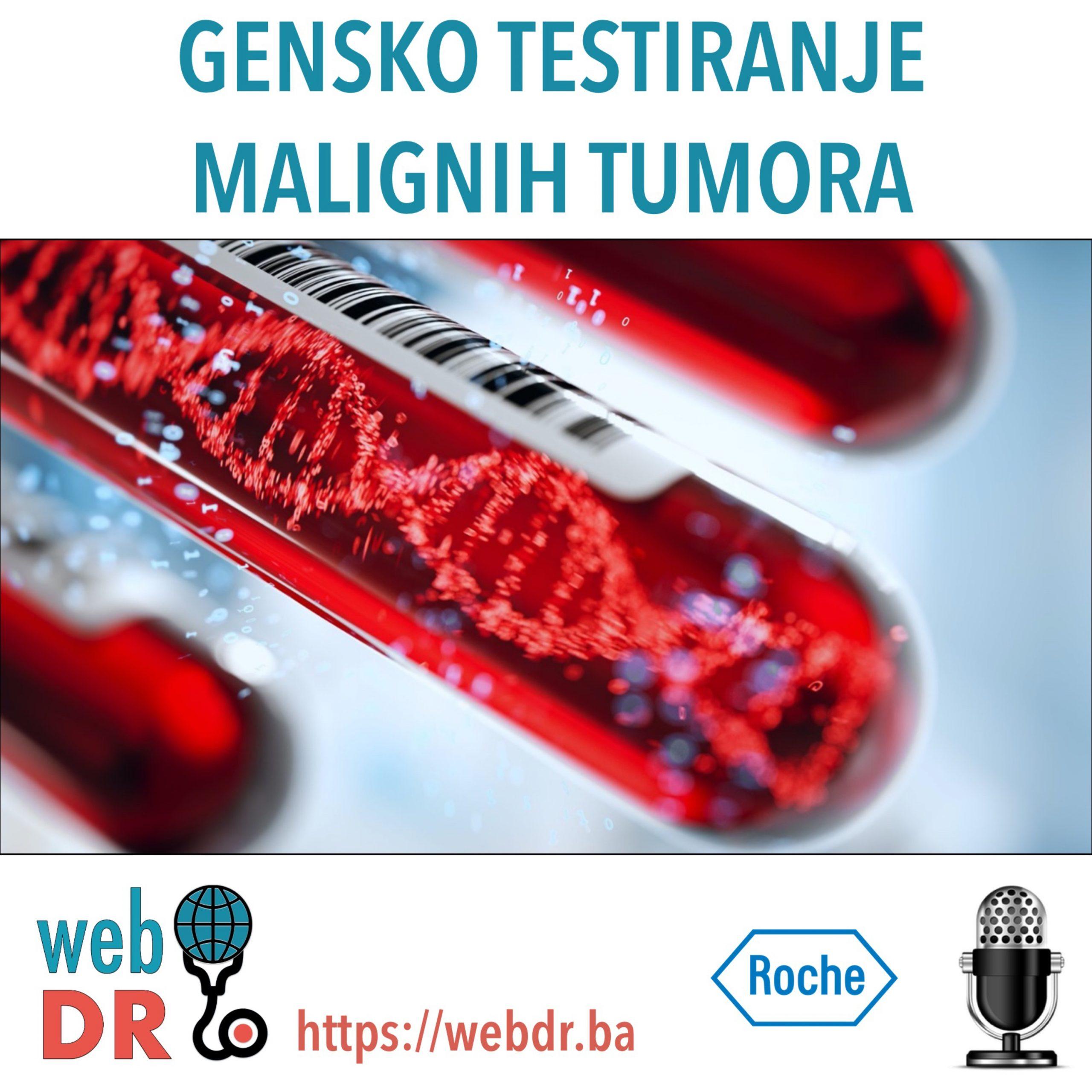 Gensko testiranje malignih tumora